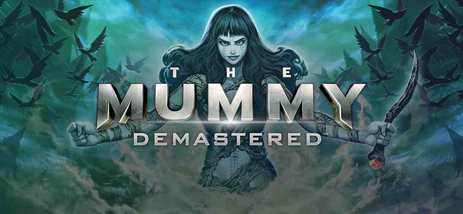 The Mummy Demastered Background Image