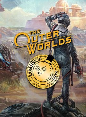 The Outer Worlds Expansion Pass Key Art