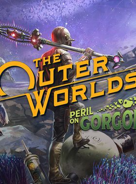 The Outer Worlds: Peril on Gorgon Key Art