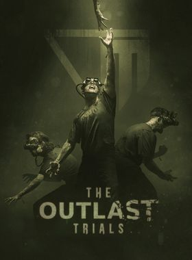 The Outlast Trials Key Art