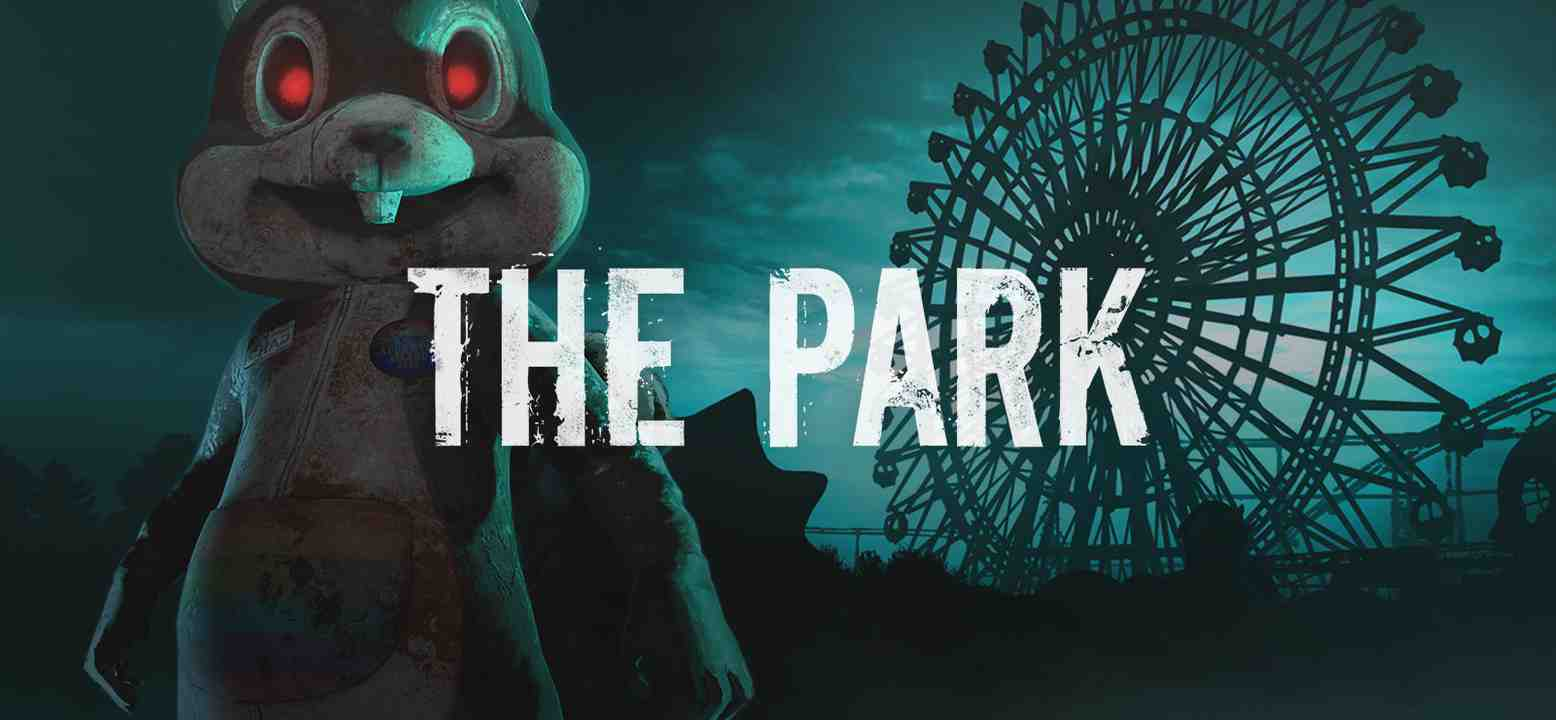 The Park Background Image