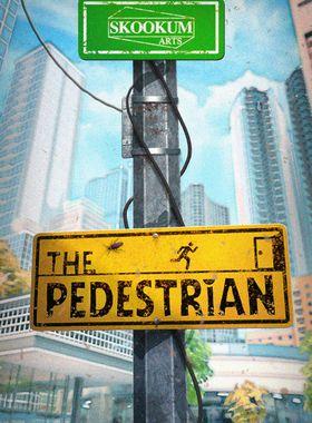The Pedestrian Key Art
