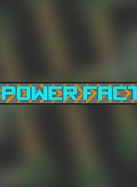 The Power Factory Key Art