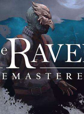 The Raven Remastered Key Art