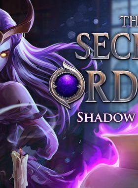 The Secret Order 7: Shadow Breach Key Art