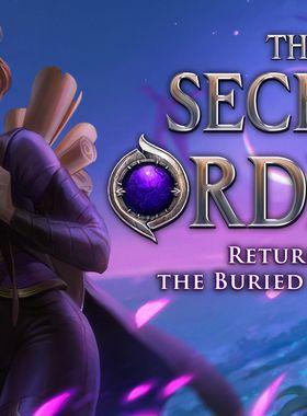 The Secret Order 8: Return to the Buried Kingdom Key Art