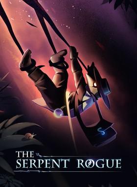 The Serpent Rogue Key Art