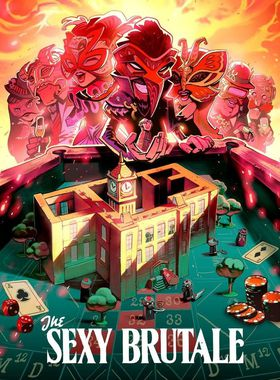 The Sexy Brutale Key Art