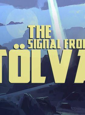The Signal From Tölva Key Art