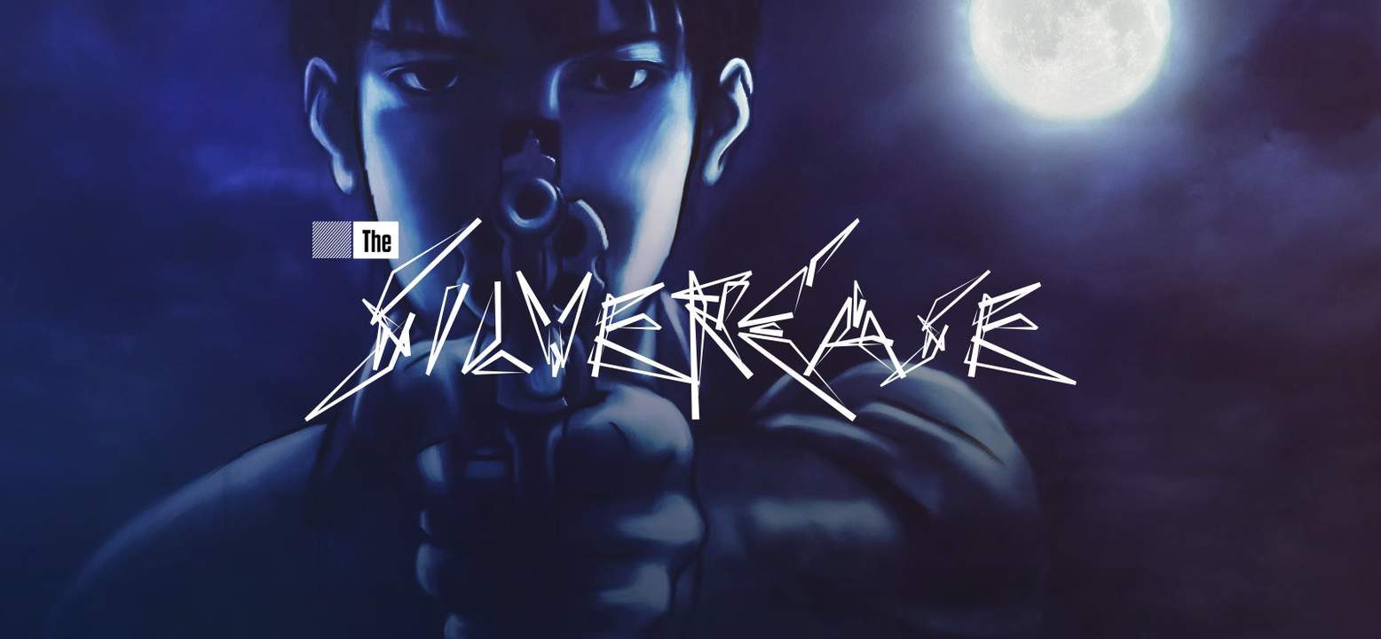 The Silver Case Background Image