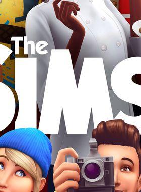 The Sims 4 Key Art