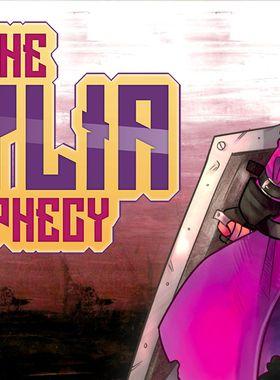 The Skylia Prophecy Key Art