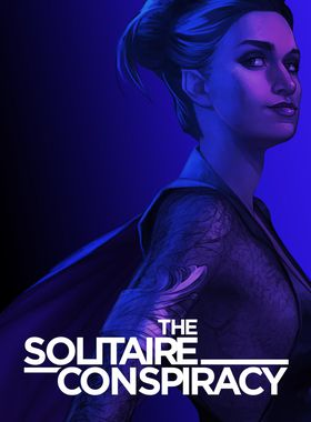 The Solitaire Conspiracy Key Art