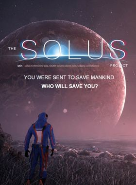 The Solus Project Key Art