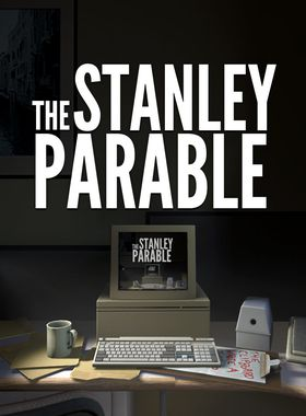 The Stanley Parable Key Art