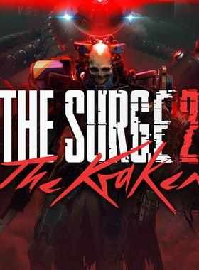The Surge 2 - The Kraken Expansion Key Art