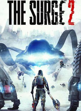 The Surge 2 Key Art