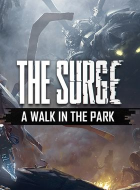 The Surge: A Walk in the Park Key Art