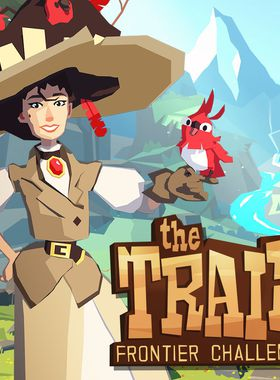 The Trail: Frontier Challenge Key Art