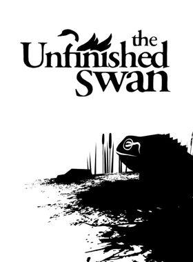 The Unfinished Swan Key Art