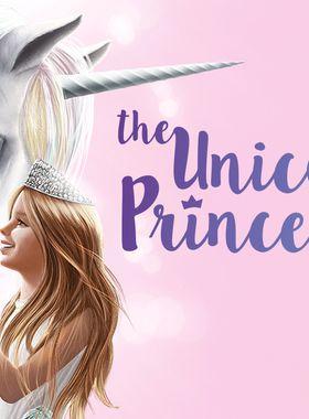 The Unicorn Princess Key Art