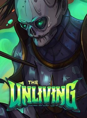 The Unliving Key Art