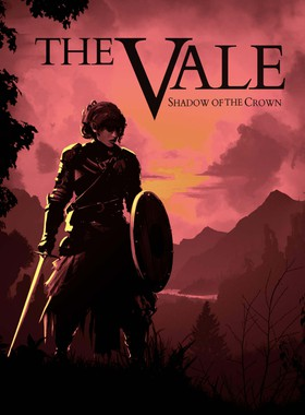 The Vale: Shadow of the Crown Key Art