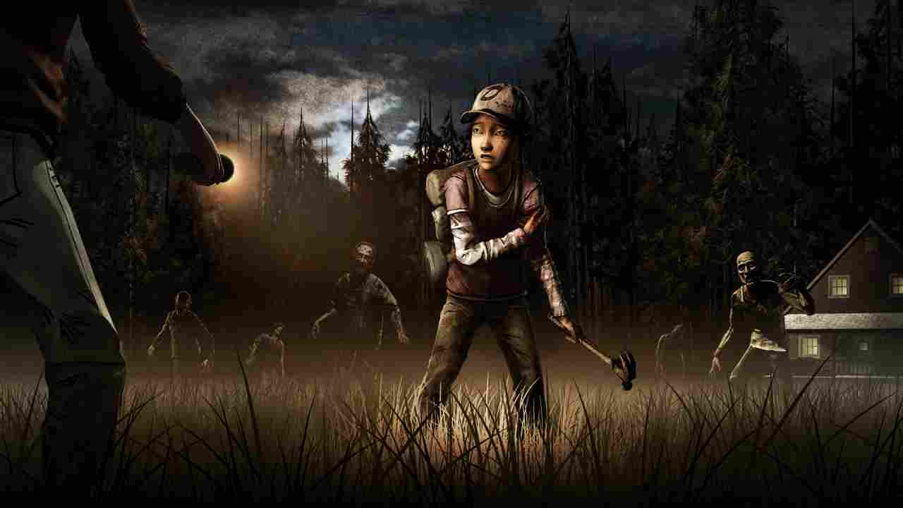 The Walking Dead: Season Two Background Image