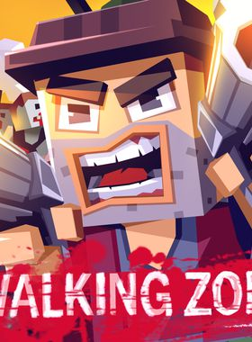The Walking Zombie: Dead City Key Art