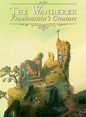 The Wanderer: Frankenstein's Creature Key Art
