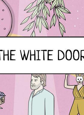 The White Door Key Art