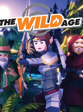 The Wild Age Key Art