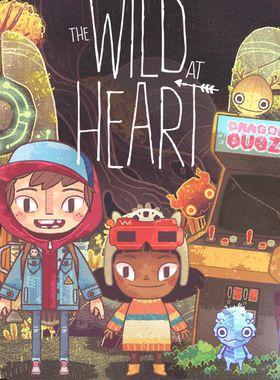 The Wild at Heart Key Art