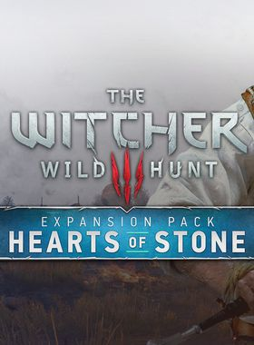The Witcher 3: Wild Hunt - Hearts of Stone Key Art