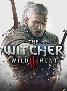 The Witcher 3: Wild Hunt Key Art