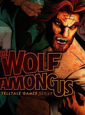 The Wolf Among Us Key Art