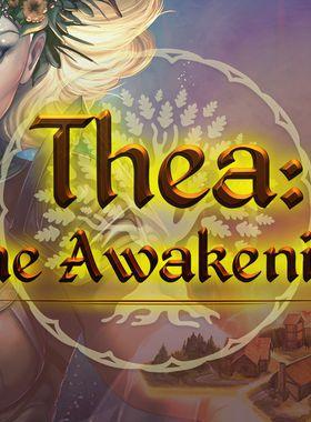 Thea: The Awakening Key Art