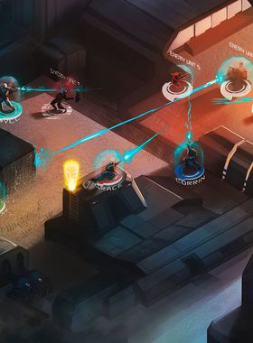 There Came an Echo Key Art