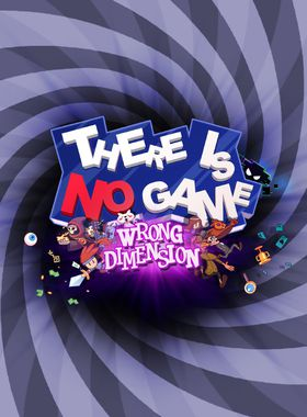 There Is No Game : Wrong Dimension Key Art