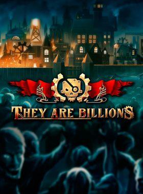 They Are Billions Key Art