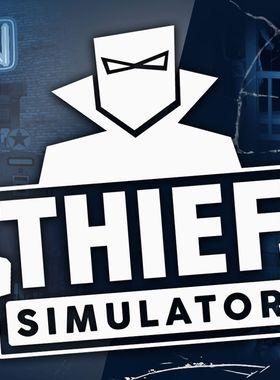 Thief Simulator Key Art