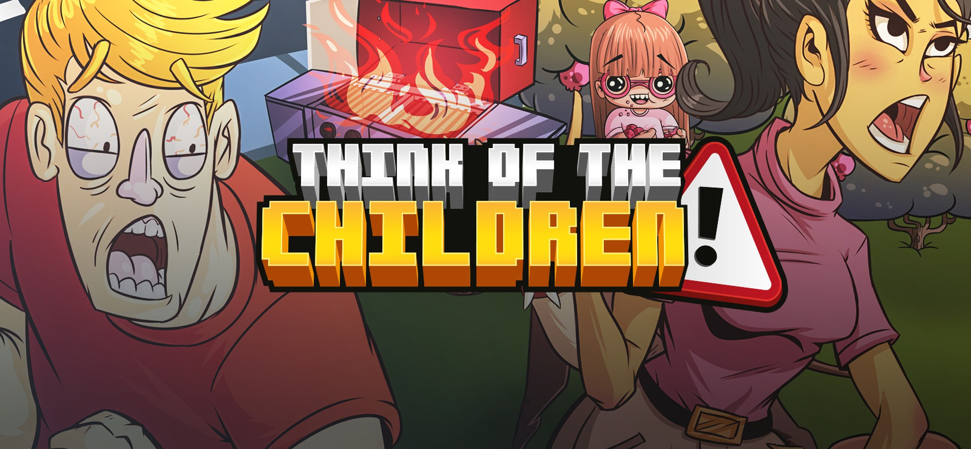 Think of the Children! Video