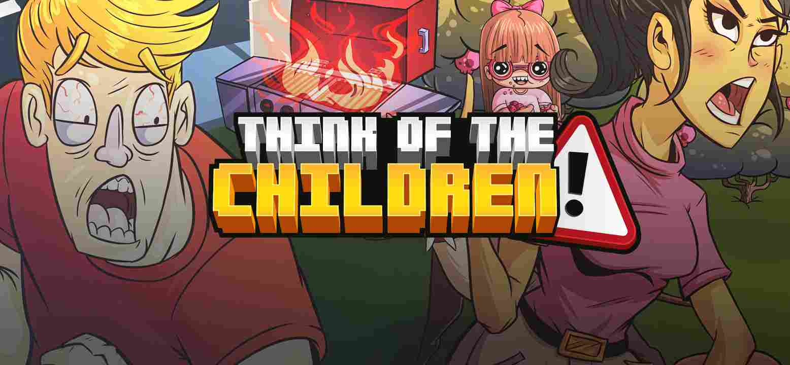 Think of the Children! Background Image