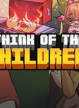 Think of the Children! Key Art
