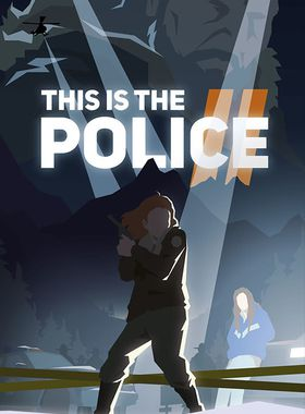 This Is the Police 2 Key Art