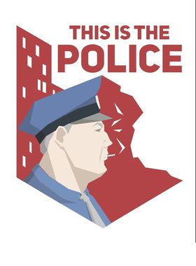 This is the Police Key Art