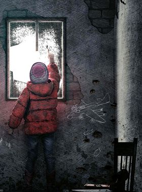This War of Mine: The Little Ones Key Art