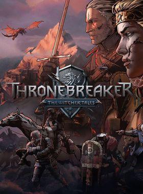 Thronebreaker: The Witcher Tales Key Art