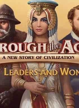 Through the Ages - New Leaders & Wonders Key Art