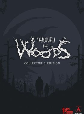 Through the Woods Key Art